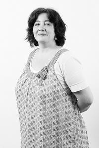 Portrait de Valérie Sandras-Courbot