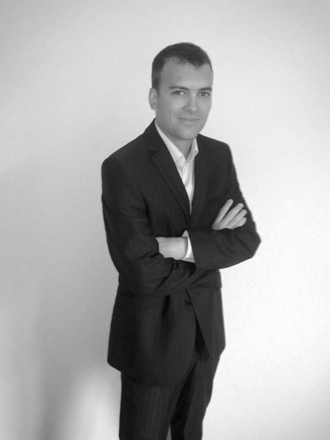 Portrait de Cédric Tabka